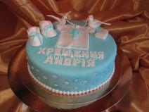 Торт для мальчиков на крещение
