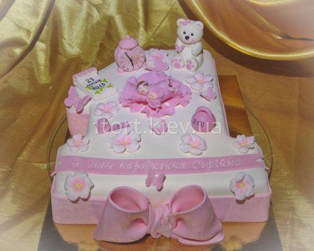 красивый торт на годик девочке фото парфюм должен подбираться