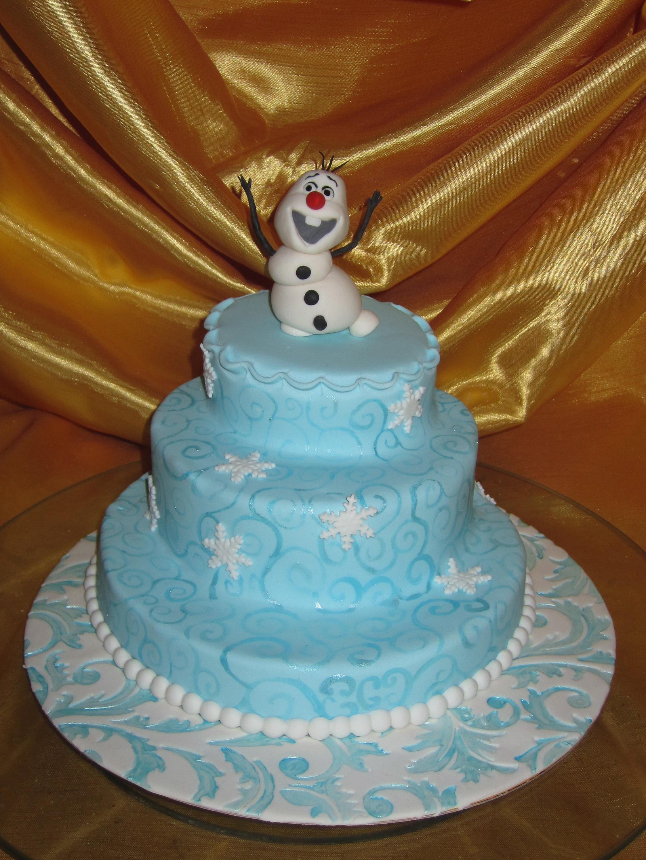 Торт холодное сердце фото мастер класс