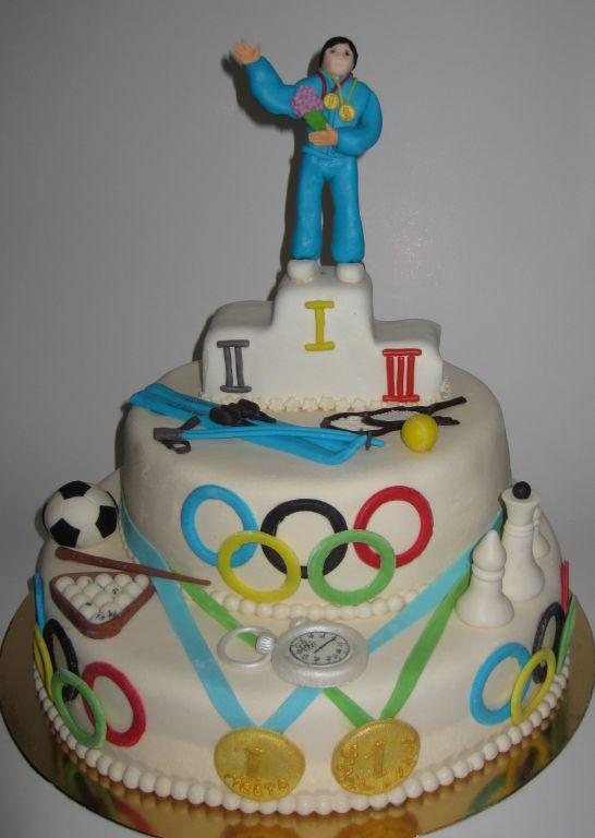 Торт спорт рецепт с фото